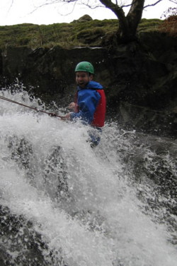 aquaseiling team building events activities lake district