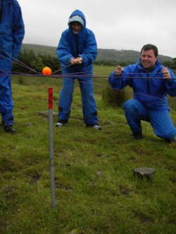 Team building and management in the lake district, lancashire an