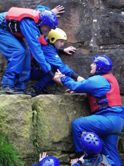 team building and adventure activities, outdoor pursuits in Lanc