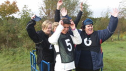 Team building activities Lancashire uk