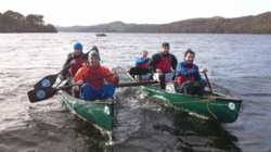 Team building days Windermere Coniston Cumbria uk