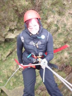 2014 abseiling rock climbing team building days manchester