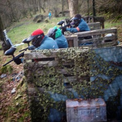 2014 paintballing build a great team Barrow Ulverston uk